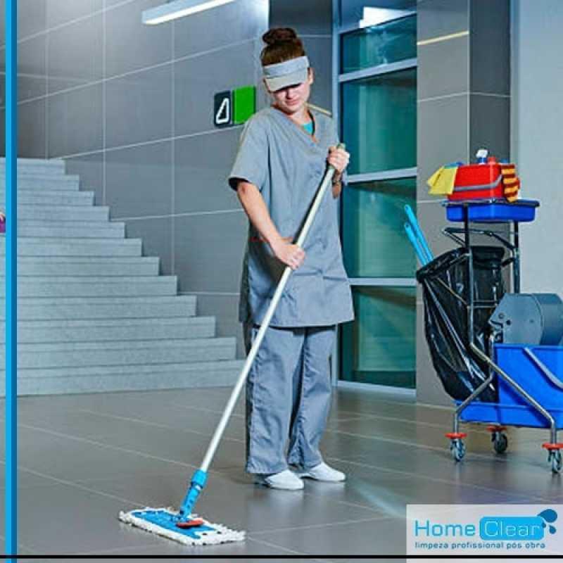 Equipe de Limpeza Pós Obra Preços Campinas - Limpeza Pós Obra Preço M2