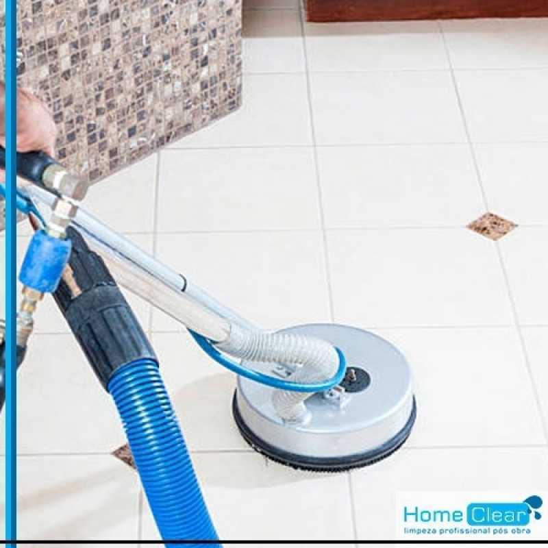 Onde Contratar Limpeza Profissional Pós Obra Campo Grande - Profissional Limpeza