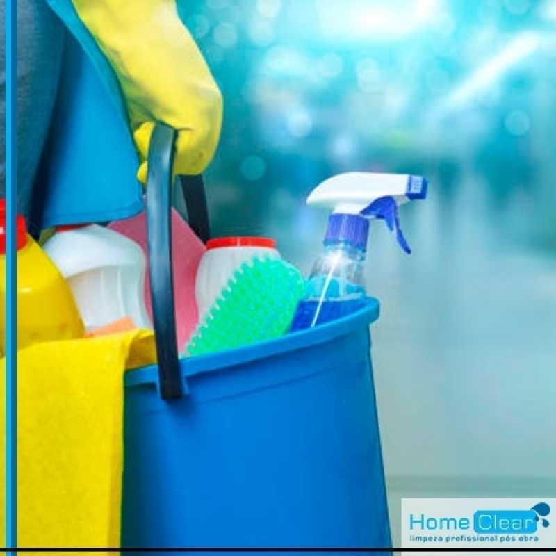 Serviço de Limpeza Apartamento Novo Pacaembu - Limpeza Apartamento Pós Construção
