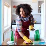 empresa de limpeza a domicílio preço Brás