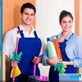 empresa de limpeza faxina Cidade Ademar