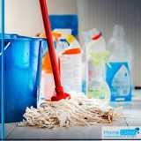 empresa de limpeza a domicílio