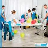 empresa de limpeza industrial