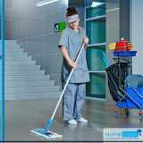 equipe de limpeza pós obra preços Imirim