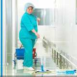 equipe de limpeza pós obra Parelheiros