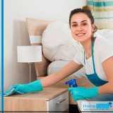 limpeza de apartamento pós obra valores Vila Carrão