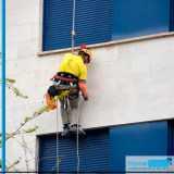 limpeza de fachada a seco preço Vila Andrade