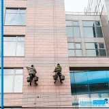 limpeza de fachada em altura Parque do Carmo