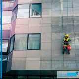 limpeza para fachada comercial preço Santo André