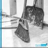 orçamento de limpeza pós obra residencial Pedreira