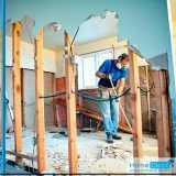 quanto custa limpeza pós obra casa Nossa Senhora do Ó