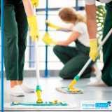serviço de limpeza para eventos preço Glicério