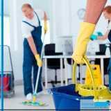 serviço de limpeza pós obra apartamento Campo Grande
