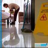 terceirização de limpeza doméstica Pedreira